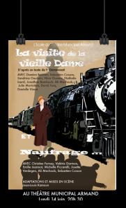 2010 : LA VISITE DE LA VIEILLE DAME
