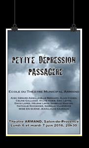 2016 : Petite dépression