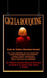 2016 : Gigi la rouquine