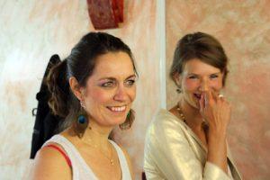 Sandrine et Isa